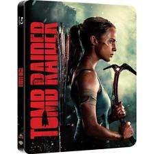 TOMB RAIDER (Blu-ray - Steelbook)