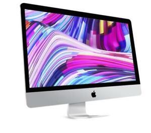 """2019 Retina 4K iMac 21.5"""" 3.6GHz 4-Core i3/8GB RAM/1TB HDD/Radeon Pro 555X 2GB"""