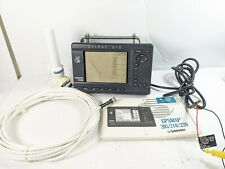 Garmin GPSMAP 210 Vintage Marine GPS Chartplotter Fishfinder w/ cable, antenna