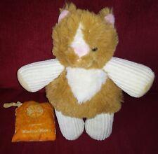 Scentsy Mini Buddy BABY SCRATCH Soft 9in Plush Cat w/Mandarin Moon Scent Pak