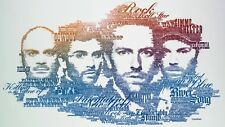 Coldplay Poster Length :800 mm Height: 500 mm SKU: 5076