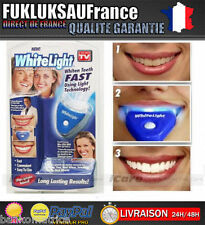 Kit DE Blanchiment Dentaire Dents Blanche Professionnel Rapide White Light Pro