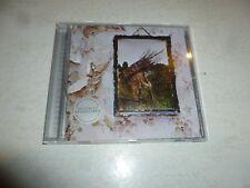 LED ZEPPELIN - Led Zeppelin IV - 2007 issue German 8-track digitally CD Album