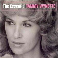 TAMMY WYNETTE (ESSENTIAL - GREATEST HITS CD - SEALED + FREE POST)