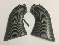 """Stagecoach"" Heritage Arms Rough Rider 6 & 9 Shot Grips (.22 &.22 Mag) G10"