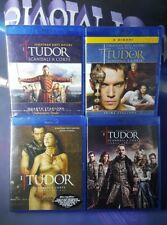 I Tudor. Scandali a corte. Stagione 1 - 2- 3- 4 * Blu Ray*nuovo