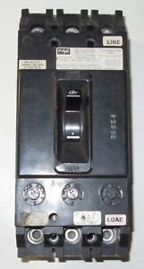Federal Pacific FPE NFJ431225 used 3p 225a 480v breaker