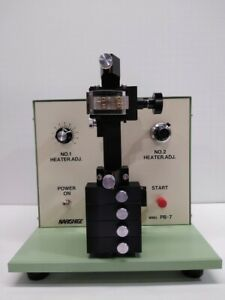 Narishige PB-7 Microscope Micropipette Puller (Nikon Part# 84305) SN 94022