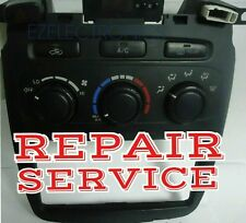 2001 TO 2007 Toyota Highlander A/C Heater Climate Control REPAIR SERVICE