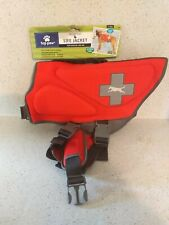 NEW Top Paw Neoprene Life Jacket For Dogs Sizes X-Small to Large - REFLECTIVE