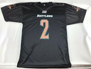 Maurice Purify #2 Arizona Rattlers Jersey 25th Anniversary 2012 - Size L