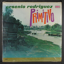 ARSENIO RODRIGUEZ: Primitivo LP (Mono shrink) rare Latin