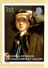 (34928) GB PHQ Postcard Sir Joshua Reynolds National Portrait Gallery