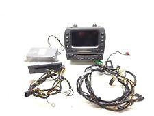 Jaguar X-TYPE S-type Dvd Cd Unidad Principal Navegador Por Satélite Navegación Bluetooth Teléfono Cableado