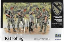 MASTERBOX US JUNGLE PATROL VIETNAM WAR Scala 1:35 cod.3595