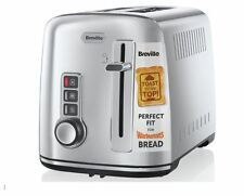 Breville VTT570 2 Slice Toaster Perfect Fit for Warburtons Toastie Loaf RRP£39