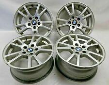 BMW X3 E83 2,5I ALUFELGEN 17 ZOLL E8JX17EH2 0344079