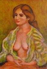 GARCIA (XX-XXI) HsP 2009 / Nu / Fauvisme Fauviste Fauvist Fauvism / Erotisme