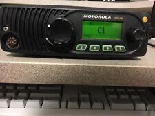 Motorola XTL1500 VHF 136-174mhz P25 digital mobile Radio M28KSS9PW1AN XTL w/ mic