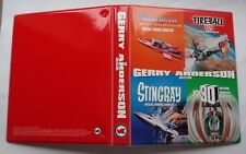 Unstoppable cards Gerry Anderson Binder