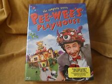 Pee-wee's Playhouse: The Complete Series [Blu-ray] (2014)
