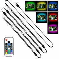 USB LED Lights Strips 5050 RGB Bias Lighting TV Backlight Light Kits for HDTV PC