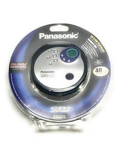 Panasonic CD Jogger Portable CD Player With Anti-Skip System SL-SX388P-S