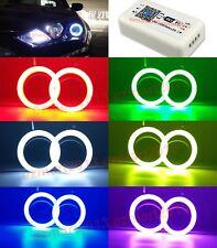 wifi cotton RGB lights for Hyundai Genesis Coupe 10-16 LED angel eye halo rings