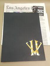 KOBE BRYANT Dear Basketball Retirement Letter SEALED Unopened Original LA Lakers