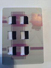 Jasson Dominguez National Treasures Game Gear Materials Printing Plate Yankees