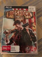 PC DVD ROM - Bio shock Infinite - Irrational Games - 2k Games
