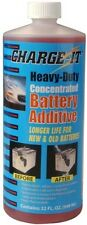 Charge-It CH-77QHD Battery Additive 32 Oz. Restore, Improve & Extend Life