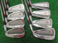 BEN HOGAN APEX EDGE FORGED IRON SET 3-EW GOLF CLUBS APEX 3 REGULAR STEEL RH