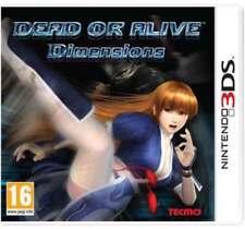 DEAD OR ALIVE DIMENSIONS 3DS 2DS NINTENDO NUOVO ITALIANO + OMAGGIO