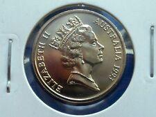 1993 AUSTRALIAN 10 CENT  UNC=EX.MINT SET