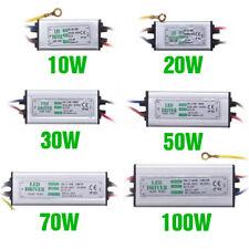 10W20W50W100W LED Driver Wasserdichte Treiber Trafo Power Supply IP65 für Fluter