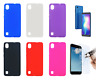 """PT Case Cover Gel TPU Silicone ZTE Blade A5 (2019) 4G 5.45"""" + Optional Protector"""