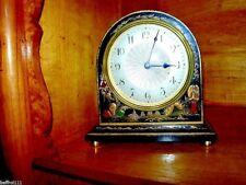Pendule uhr clock asian Nail Art часы klok 時計 摆动 horloge antik french for Asian