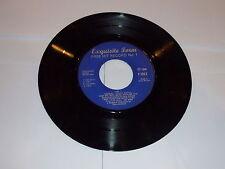 "EXQUISITE FORM - Free hit record No 1 - 1968 deleted UK 7"" Vinyl Single"