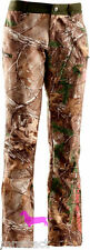 Under Armour Camo Ridge Reaper Cold Gear Scent Control Fitted Women's Pants Hunt