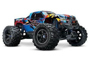 Traxxas 1/5 X-Maxx VXL-8S Brushless Monster Truck Rock n Roll