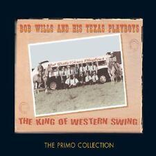 BOB & HIS TEXAS PLAYBOYS WILLS - THE KING OF WESTERN SWING 2 CD NEUF