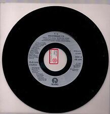 "U2 DISCOTHEQUE 2 SONGS  U.K.WHITE COVER 1997 7"" 45 GIRI"