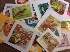 Unfranked Stamps   50 x 60c   FV $30