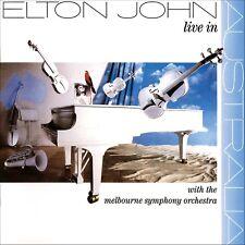 ADESIVO STICKER Elton John Live in Australia with the Melbourne Symphony Or.