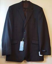 """Daniel Hechter Mens 100% Wool Blazer Jacket Smart Blue Chest 42"""" RRP £199.99"""