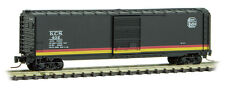 NIB Z MTL #50500372 50' Single Door Boxcar Kansas City Southern #402
