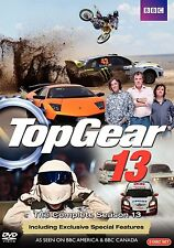 NEW - Top Gear 13