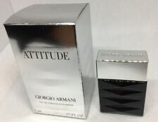 Attitude by Giorgio Armani For Men 0.17oz Eau de Toilette Splash Mini New In Box