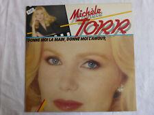 michèle torr-donne moi la main,donne moi l'amour-LP 33 tours